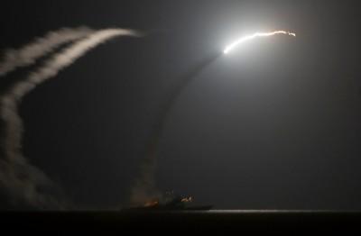 أنباء-متضاربة-عن-تعرض-دمشق-لقصف-إسرائيلي