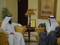 زيارة-الأستاذ-طارق-الهاشمي-لمؤسسة-راف-الخيرية-في-قطر