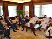 لقاء-مع-سعادة-الدكتور-محمد-صالح-السادة-وزير-الطاقة-والصناعة-القطري