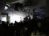 قصف-جامع-الانصاري-في-حلب